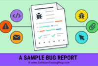 Sample Bug Report. How To Write Ideal Bug Report for Bug Summary Report Template