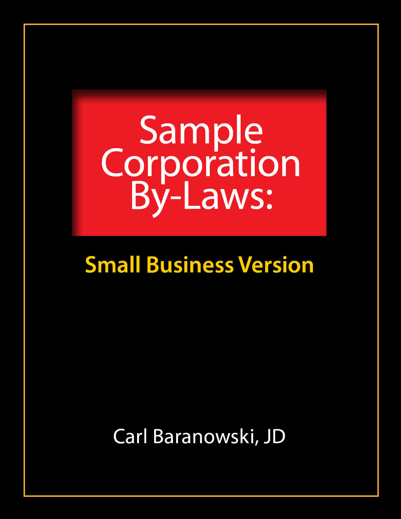 Sample Corporate Bylaws - Evergreen Small Business throughout Corporate Bylaws Template Word