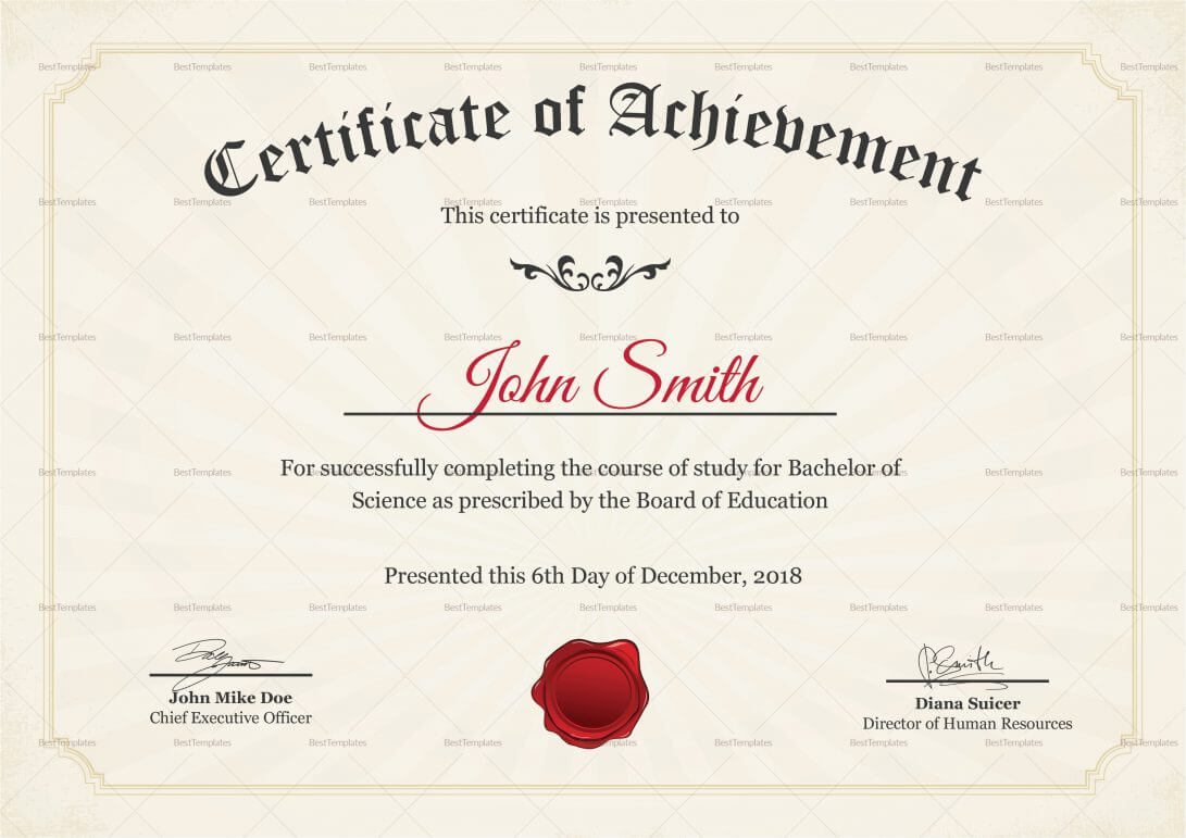 Sample Of School Graduation Certificate Fresh Ged Template pertaining to Ged Certificate Template