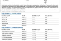 Sample Report Examples For Panorama with regard to Dr Test Report Template