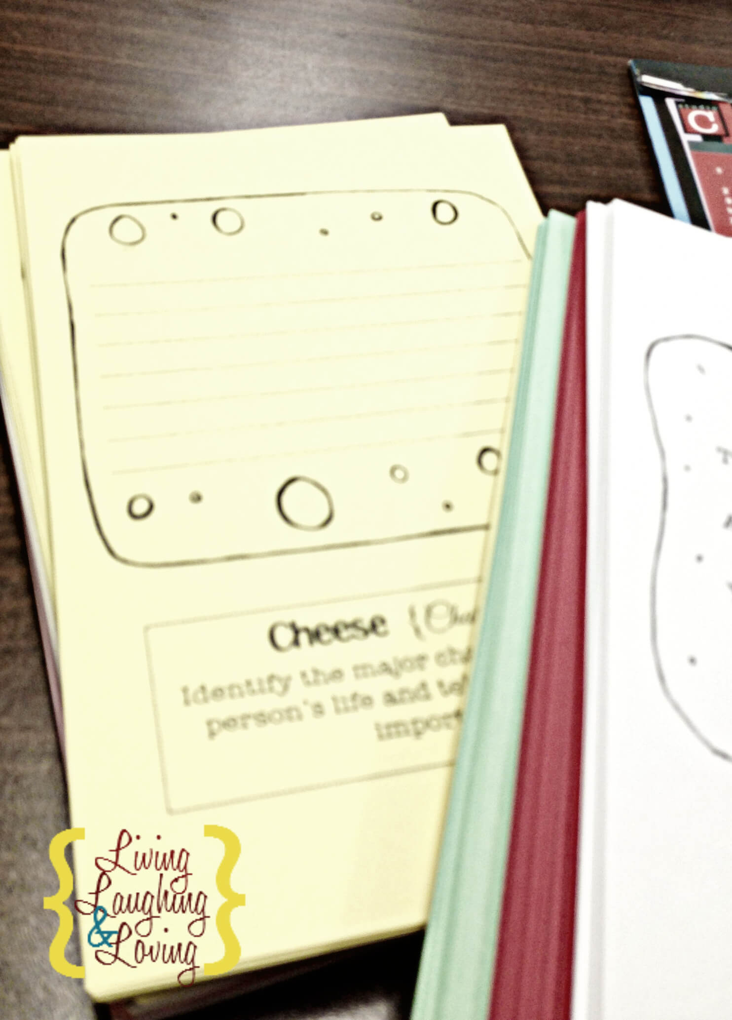 Sandwich Book Report! | Living Laughing & Loving Intended For Sandwich Book Report Template