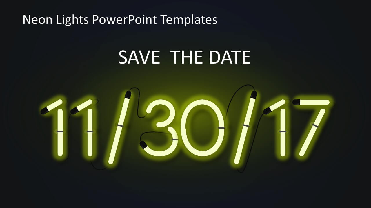 Save The Date Powerpoint Template - Atlantaauctionco With Regard To Save The Date Powerpoint Template