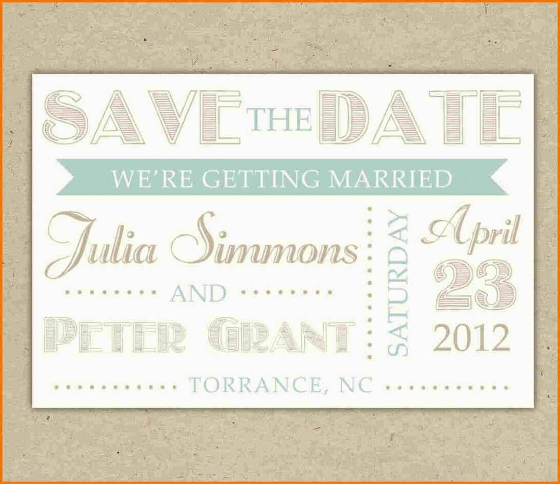 Save The Date Template Word Authorization Letter Pdf 28+ regarding Save The Date Templates Word