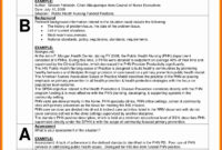 Sbar Template Pdf – Resume Examples   Resume Template within Sbar Template Word