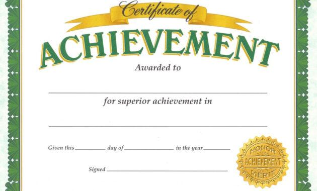 School Certificate Templates | Certificate Templates with regard to Certificate Templates For School