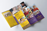 School Trifold Brochure #trifold#school#templates#brochure inside Tri Fold School Brochure Template