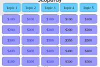 Score Powerpoint Template Net Promoter Free Scoreboard throughout Jeopardy Powerpoint Template With Score