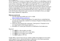 See A Sample Reader Report / Coverage Assignment throughout Assignment Report Template