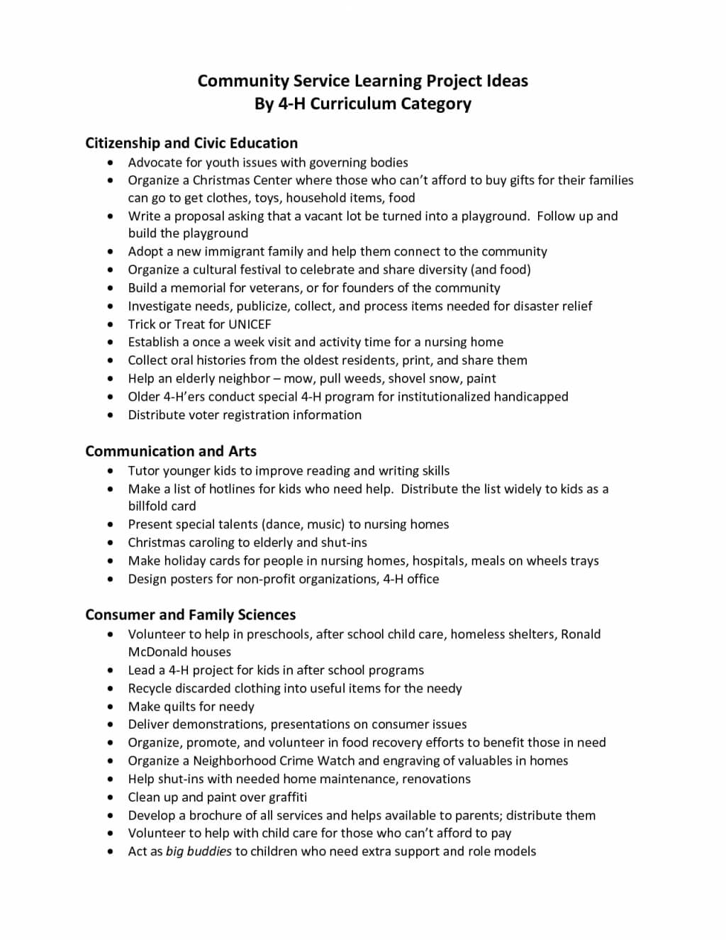 Service Proposal Help With Writing Project Ghostwriting throughout Community Service Template Word