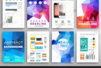 Set Flyer, Brochure Vector & Photo (Free Trial) | Bigstock regarding Online Free Brochure Design Templates