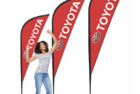 Sharkfin Banners & Sharkfin Flags | Printing Companies intended for Sharkfin Banner Template