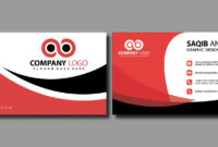 Simple Business Card Template within Buisness Card Template