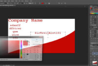 Simple Tutorials – Photoshop Cs6 – Making A Buisness Card with regard to Photoshop Cs6 Business Card Template