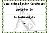 Soccer Certificate Templates | Activity Shelter Intended For Soccer Certificate Template