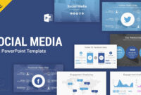 Social Media Free Powerpoint Template Ppt Slides – Slidesalad with Biography Powerpoint Template