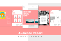 Social Media Marketing: How To Create Impactful Reports in Wrap Up Report Template