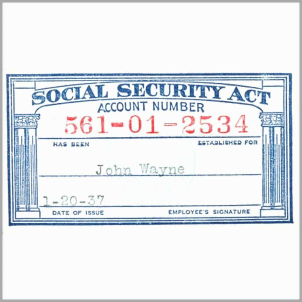 Social Security Card 650*650 - Fake Ssn Card Template Best regarding Fake Social Security Card Template Download