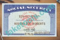 Social Security Card Psd Template   Psd Templates   Psd intended for Editable Social Security Card Template
