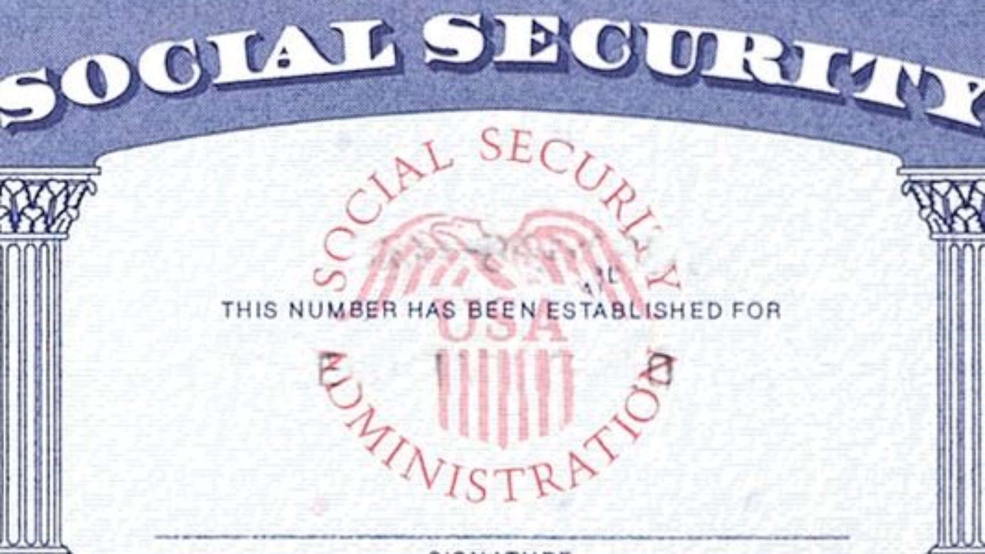 Social Security Card Template Psd - Atlantaauctionco inside Editable Social Security Card Template
