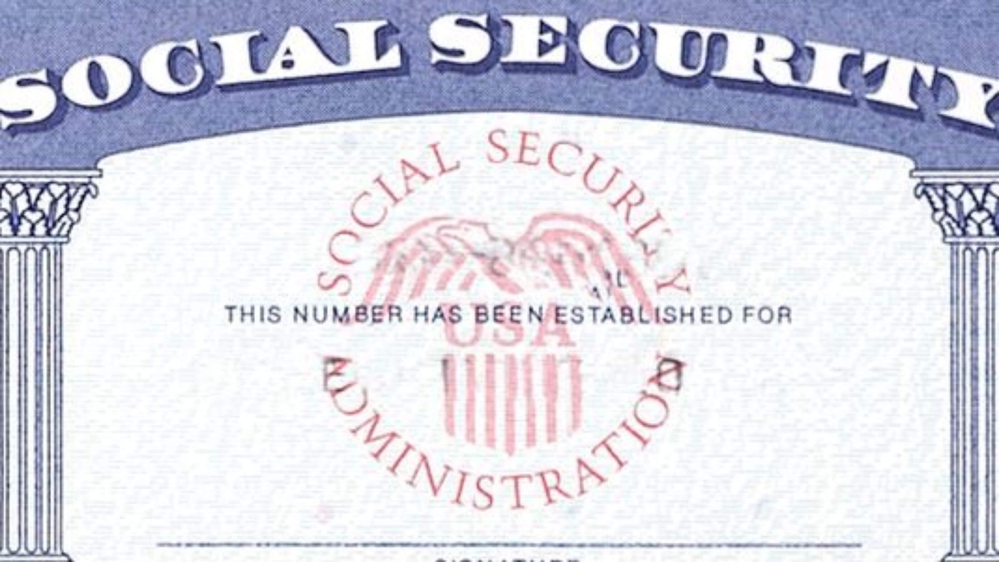 Social Security Card Template Psd - Atlantaauctionco pertaining to Blank Social Security Card Template Download