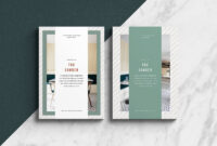 Sonder – Cookbook/recipe Book/brochure Template. A 30 Page in Pop Up Brochure Template