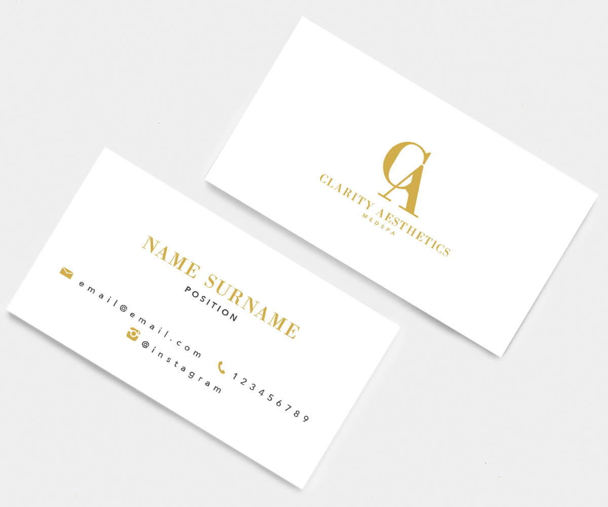 Spa Business Card Template Beauty Designs Cards Salon And regarding Med Card Template