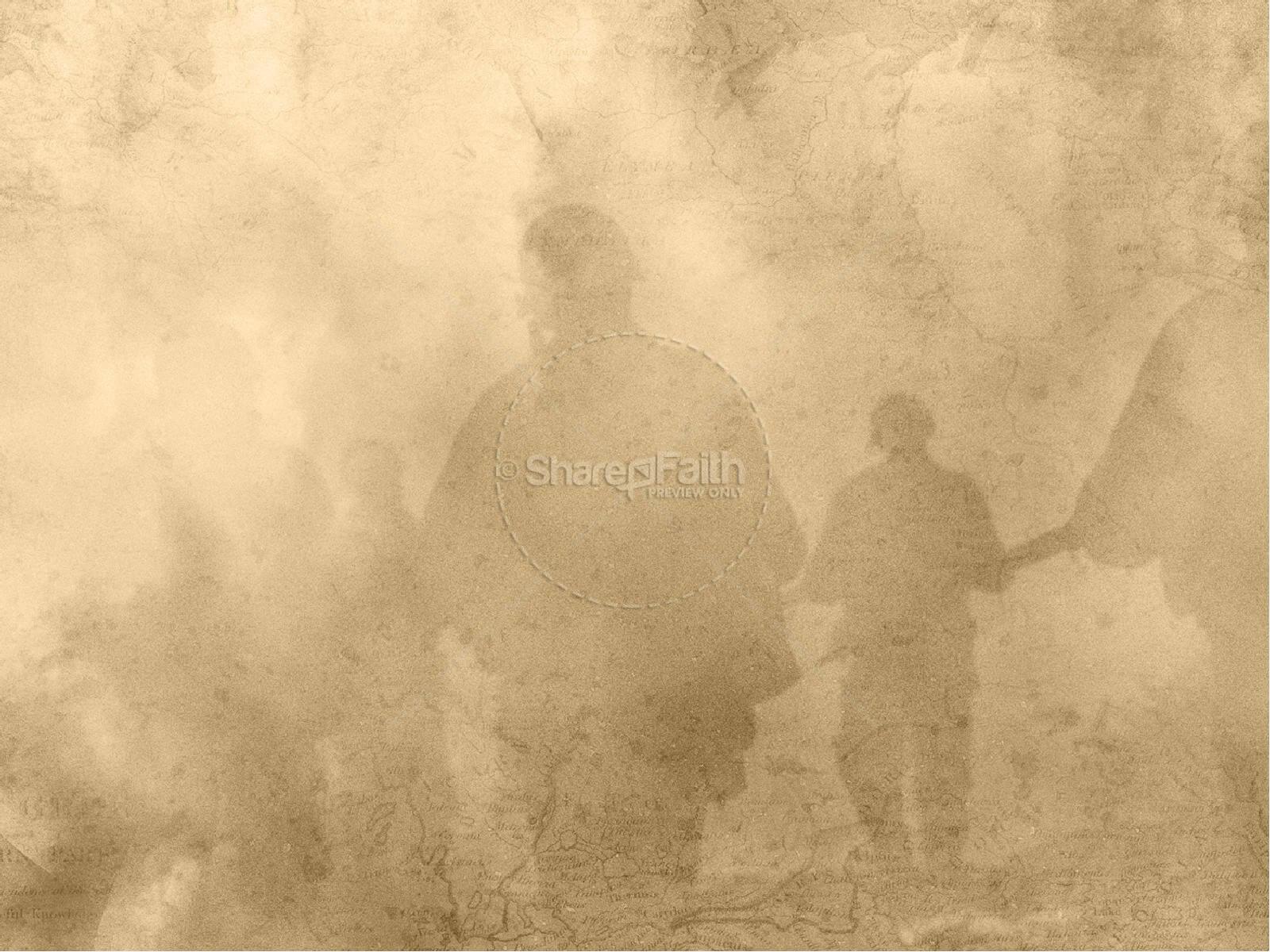 Spiritual Battle Sermon Powerpoint Template | Powerpoint Sermons With Powerpoint Templates War