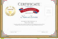 Sports Certificate Templates For Word Lovely Certificate with Certificate Of Participation Template Word