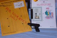 Spy Kits: Mi6 Identification Card, Dossier Of Each Movie For Mi6 Id Card Template