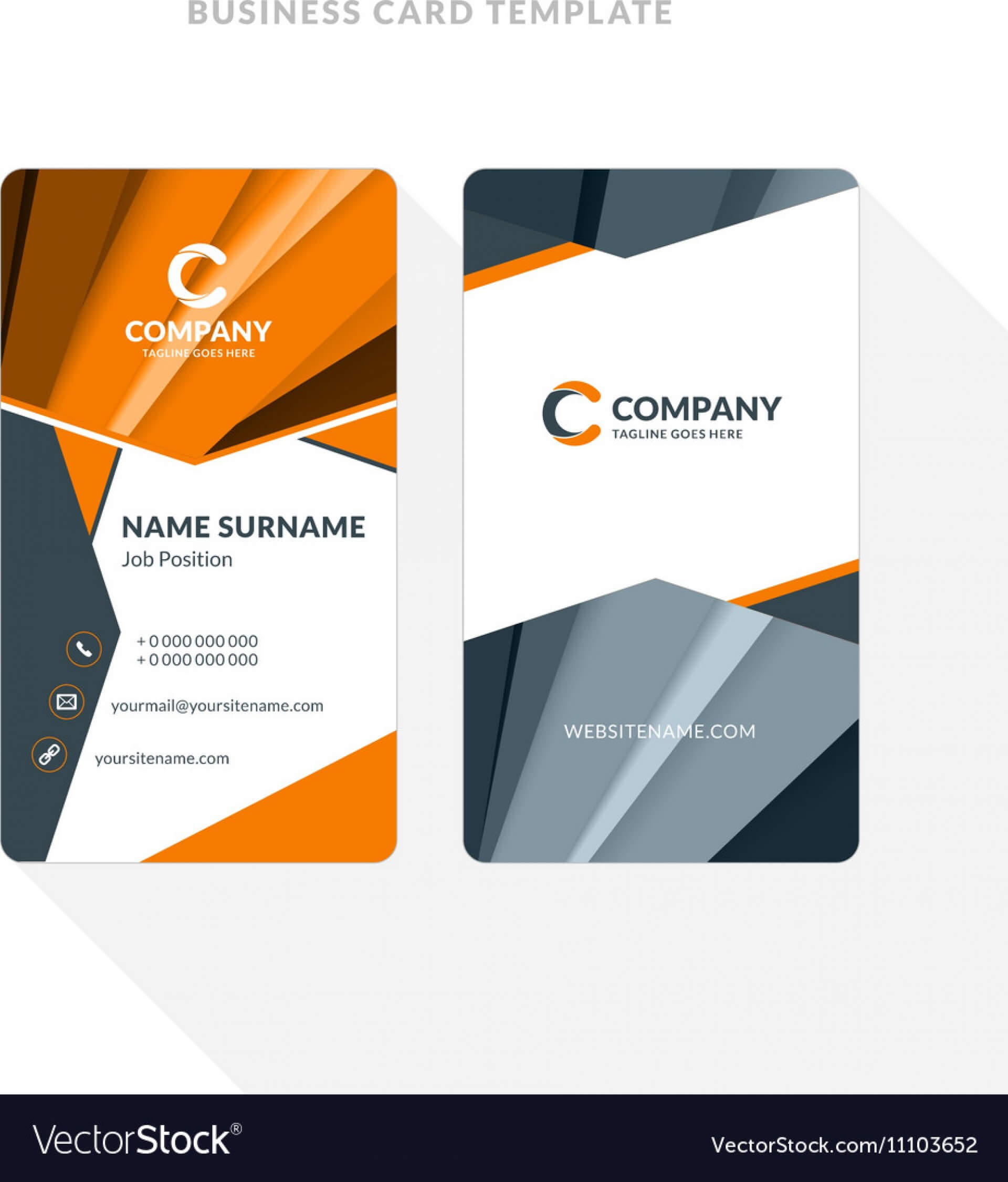 Staggering Double Sided Business Card Template Ideas Free Pertaining To Double Sided Business Card Template Illustrator