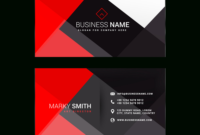 Standard Business Cards With Business Card Maker Template