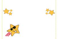 Star Award Certificate Template Free Download pertaining to Star Award Certificate Template