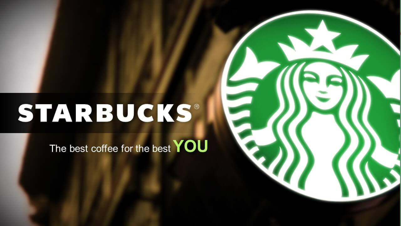 Starbucks - Powerpoint Designers - Presentation & Pitch Deck Inside Starbucks Powerpoint Template