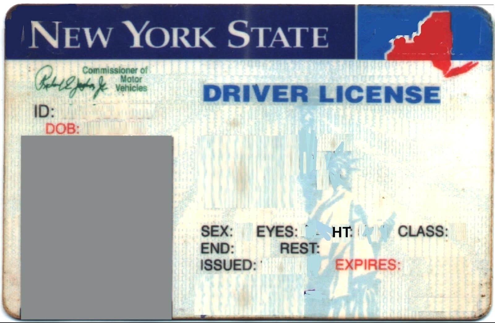 State Id Templates - Yupar.magdalene-Project for Blank Drivers License Template
