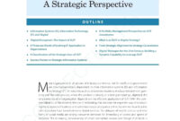 Strategy Report Template – Wovensheet.co pertaining to Strategic Management Report Template