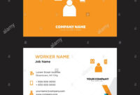 Student Business Card Design Template, Visiting For Your intended for Student Business Card Template