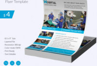 Stunning Hospital Flyer Template Download | Free & Premium within Healthcare Brochure Templates Free Download