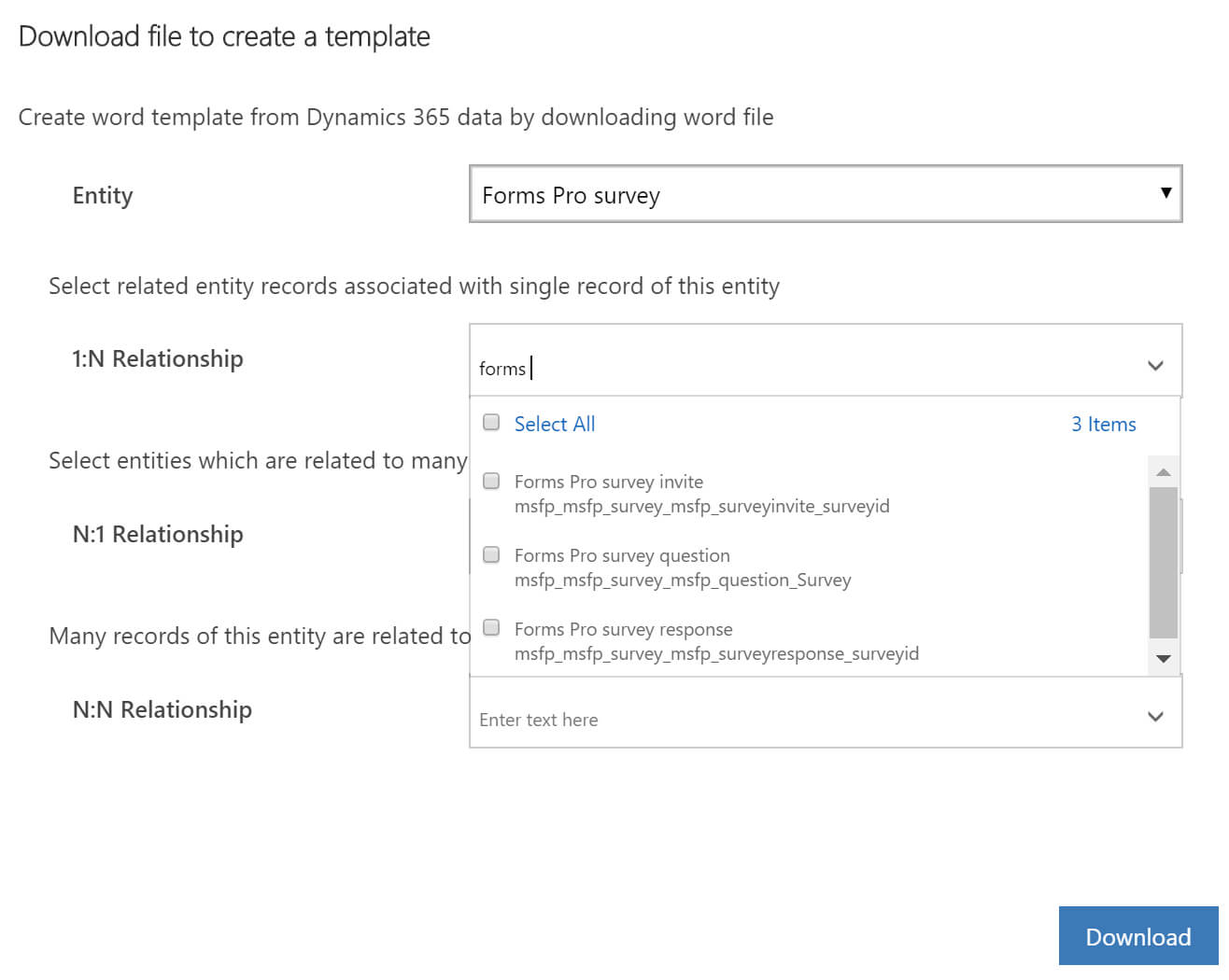 Survey Overview Using Word Document Templates - Megan V. Walker Inside Poll Template For Word