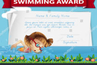 Swimming Certificate Templates – Yupar.magdalene Project Throughout Free Swimming Certificate Templates