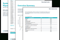 System Configuration Report – Sc Report Template | Tenable® throughout Nessus Report Templates