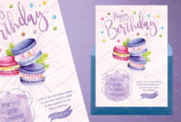 Tasty Birthday Cards For Kidsidesignarium On within Birthday Card Collage Template