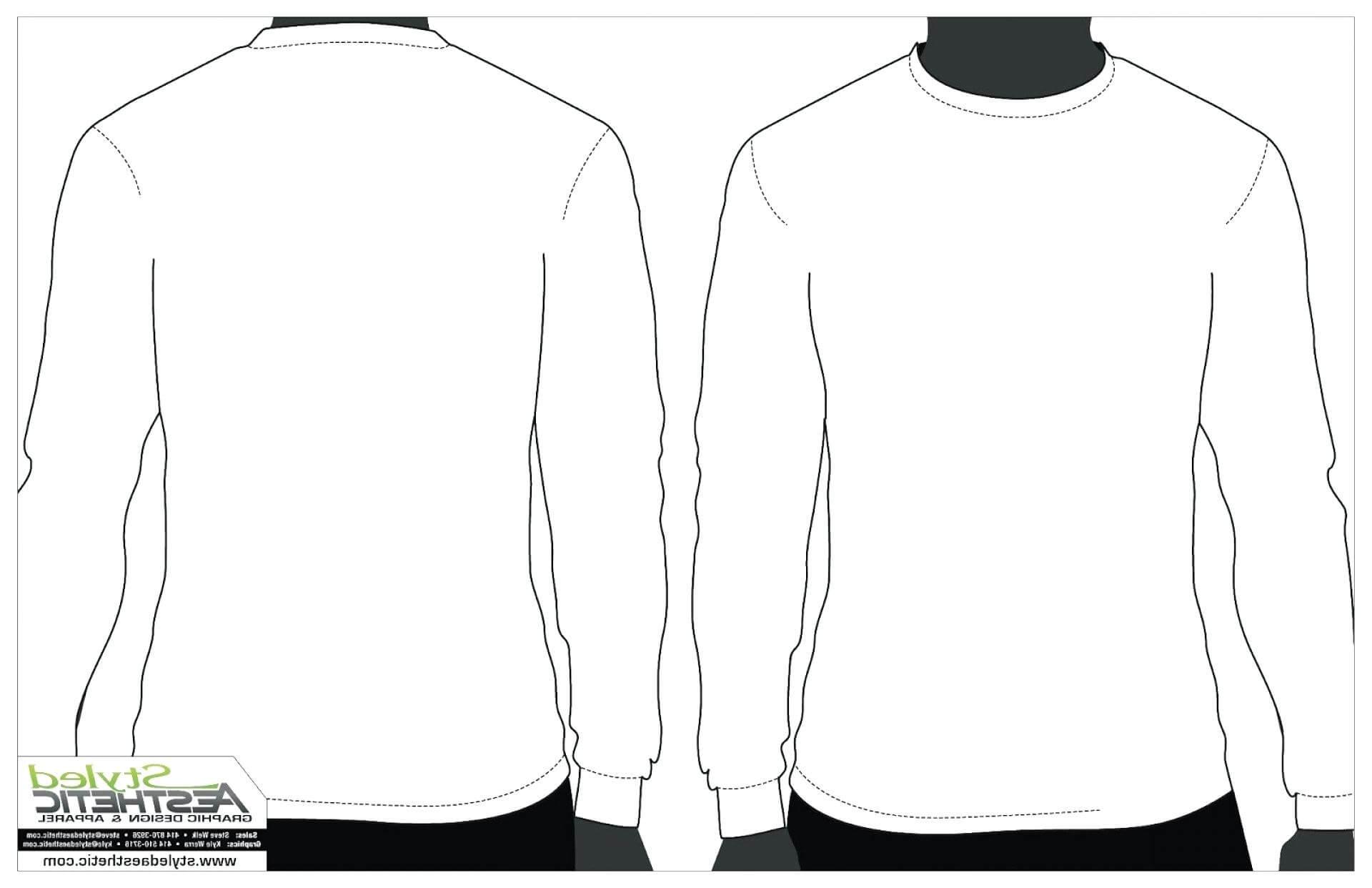 Template: Blank Vector Tee Shirts T Shirt Template Printable in Blank Tshirt Template Printable