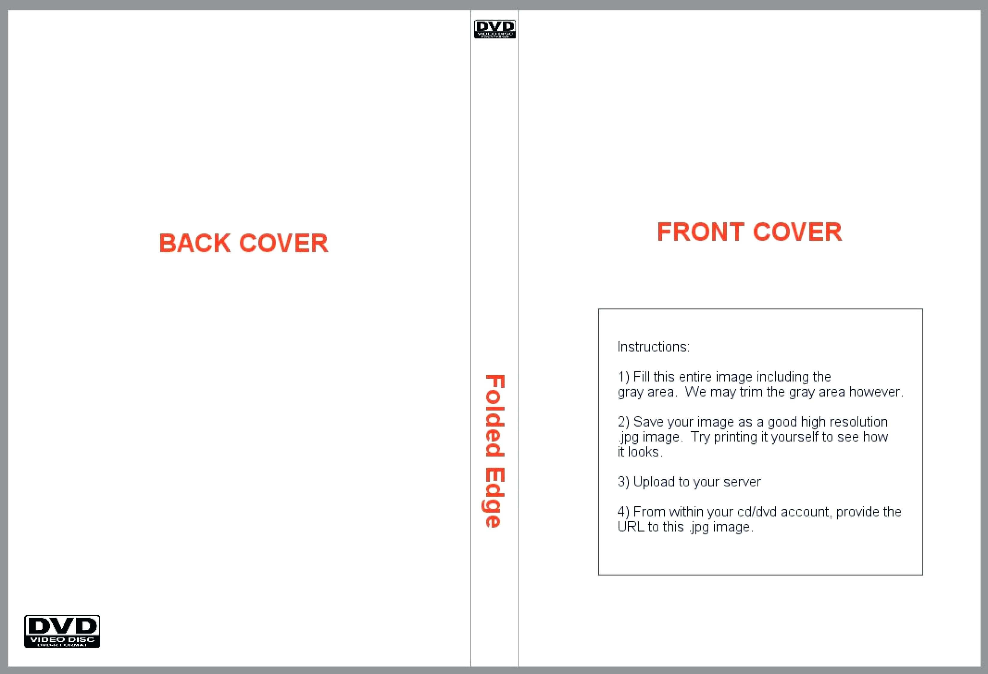 Template: Case Insert Template Luxury Blank Cd Jewel Word inside Cd Liner Notes Template Word