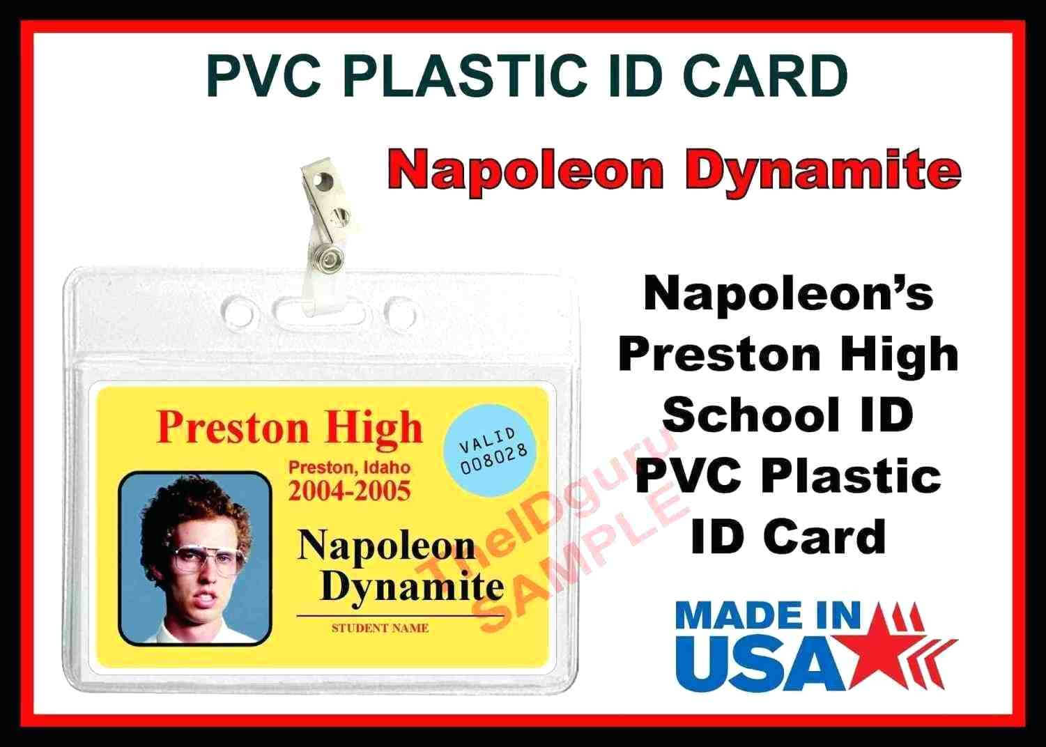 Template: Id Card Designs Cards Template School Design Inside High School Id Card Template