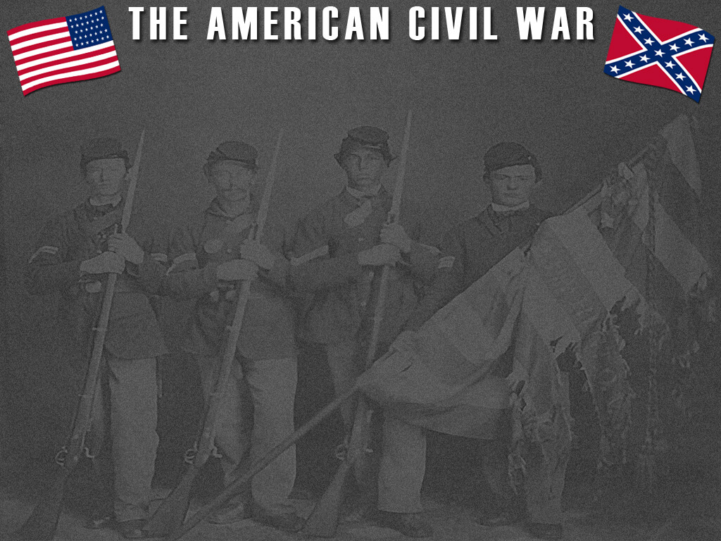 The American Civil War Powerpoint Template 2 | Adobe for Powerpoint Templates War