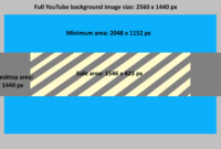 The Best Youtube Banner Size In 2019 + Best Practices For inside Youtube Banner Size Template