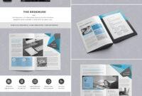 The Brochure – Indd Print Template | Brochure Template Pertaining To Brochure Template Indesign Free Download