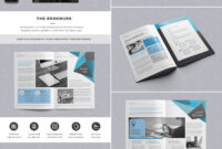 The Brochure – Indd Print Template | Brochure Template regarding Product Brochure Template Free