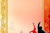 The Certificate Template «Dance» – Dimaker – Templates pertaining to Dance Certificate Template