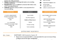 The Combination Resume: Examples, Templates, & Writing Guide with regard to Combination Resume Template Word